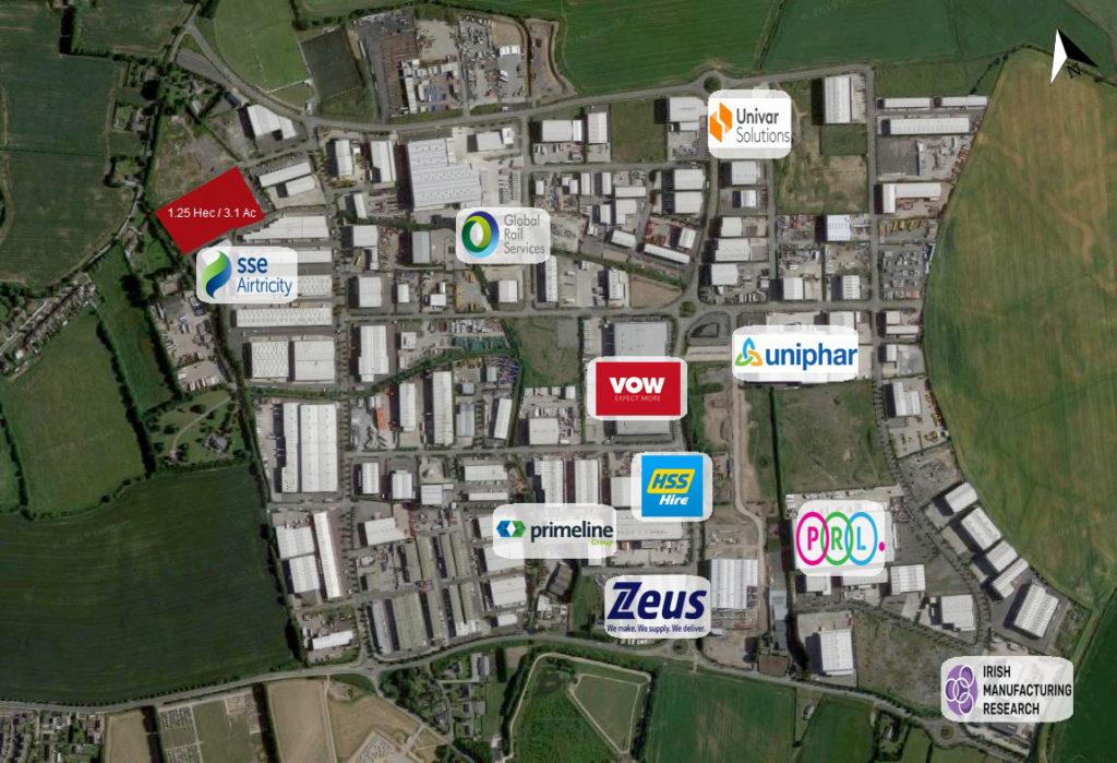 Industrial Site, Greenogue Business Park, Rathcoole, Co. Dublin